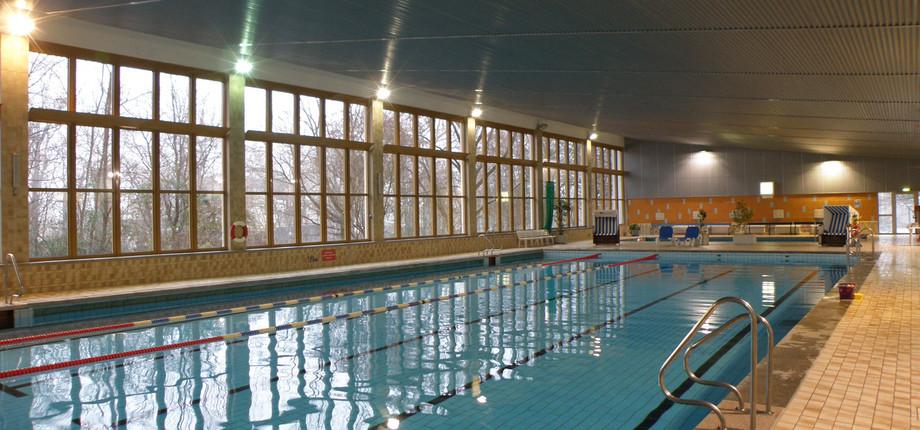 Schwimmhalle Adlershof